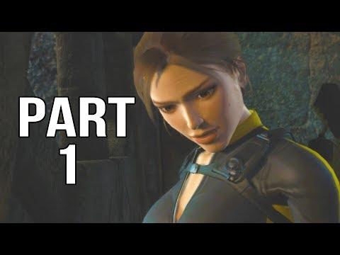 Tomb Raider Underworld Gameplay Walkthrough Part 1 - Mediterranean Sea