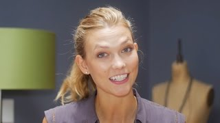 Thoughts On: Self Confidence   Karlie Kloss