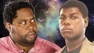 Black Guys Discuss The Black Guy In Star Wars