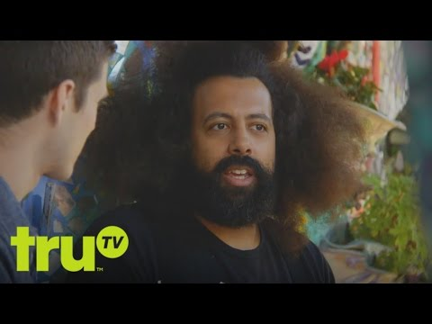 Super Into - Reggie Watts Is Super Into Virtual Reality
