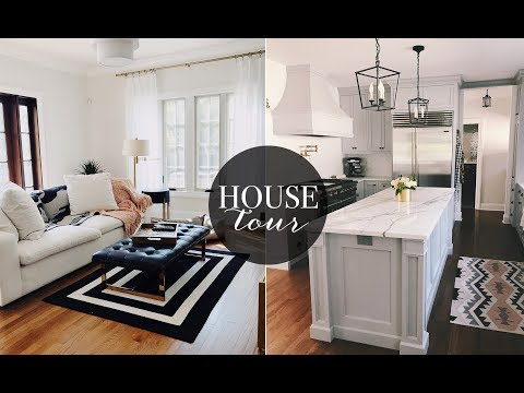 FINAL HOUSE TOUR  | Teni Panosian