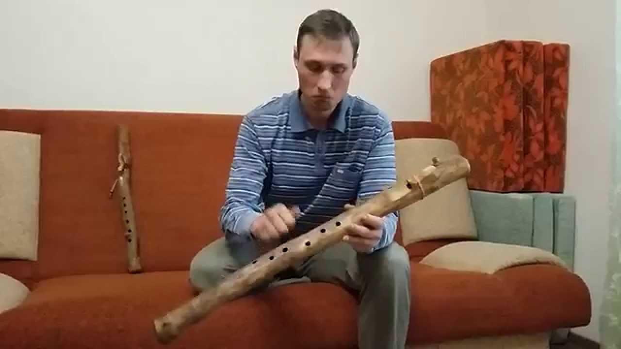 Какую флейту купить / Видео тест флейты Vibra (France) / New .