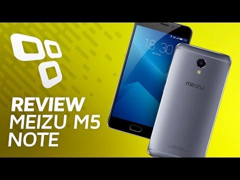Meizu M5 note: Review / Análise - TecMundo