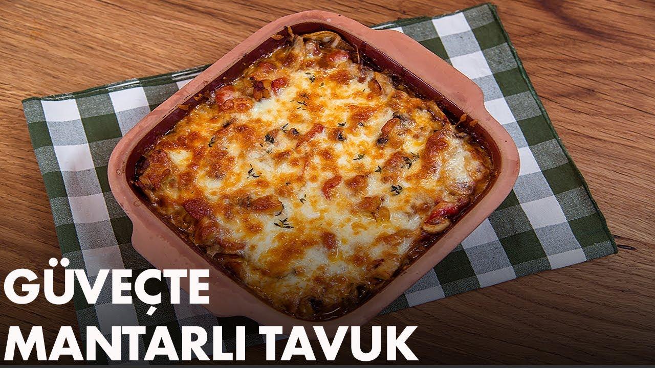 Arda'nın Ramazan Mutfağı - Güveçte Mantarlı Tavuk Tarifi