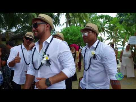 Weddings at Le Vasa Resort Samoa