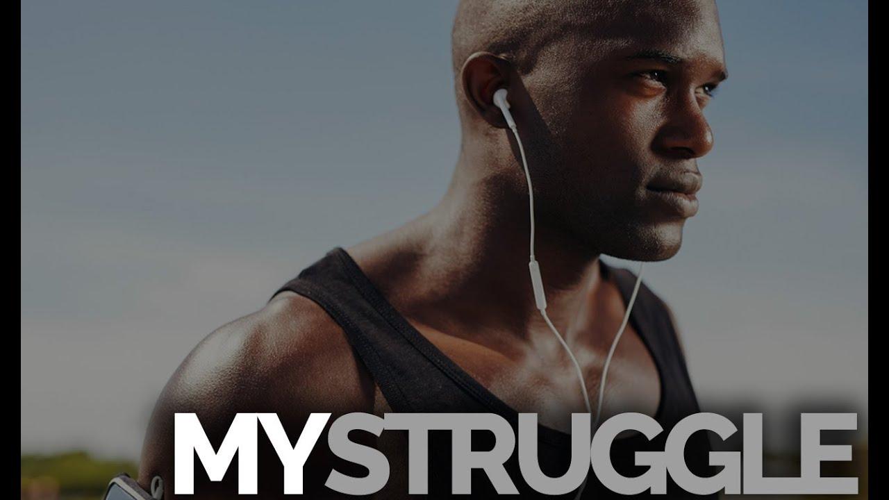 MY STRUGGLE Motivational Speech - Fearless Motivation