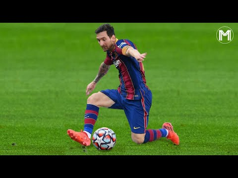 Mind-Blowing Skills Without Touching The Ball - Lionel Messi