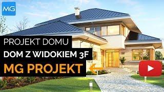 Projekt Dom z Widokiem 3F