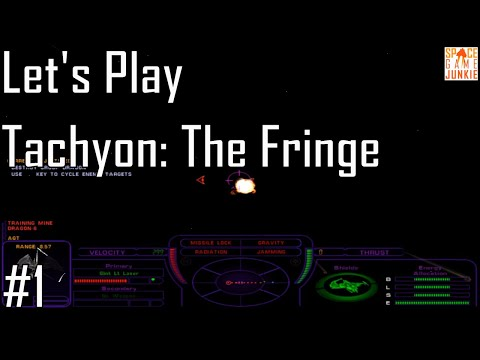 Tachyon: The Fringe - Getting Our Feet Wet - Entry 1