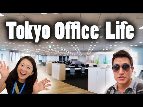 MY DAILY TOKYO LIFE ROUTINE |JAPANESE OFFICE AND TOKYO WORK LIFE EP. 2