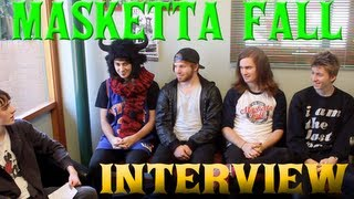 Masketta Fall Interview - New Parachute EP