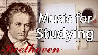 Beethoven Classical Music for Studying, Concentration, Relaxation | Study Music | Piano Instrumental