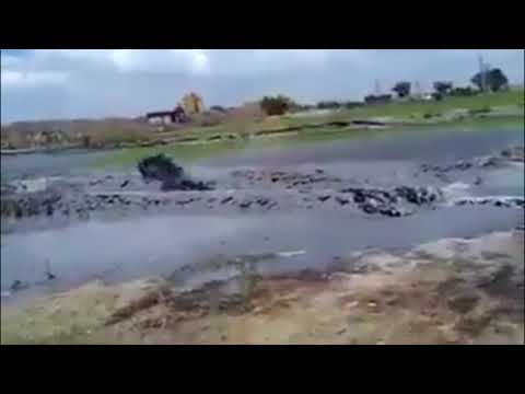 Effect of methane mining