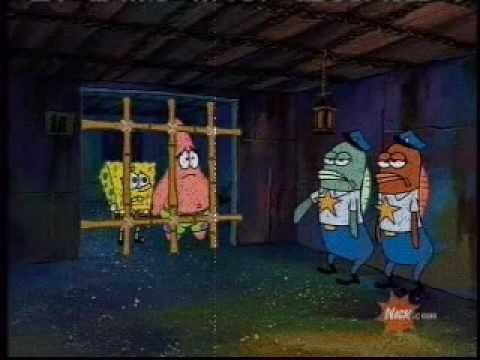 Spongebob Smooth Criminal