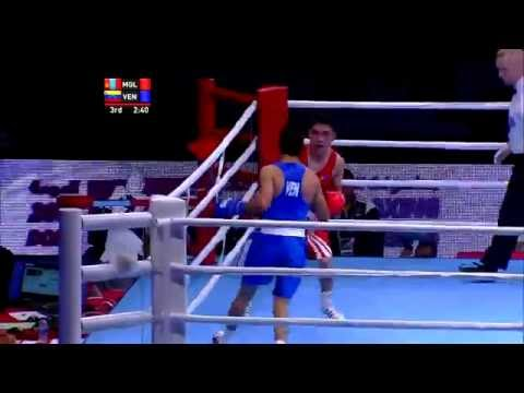AIBA World Boxing Championships Doha 2015 - Session 2A - Preliminaries