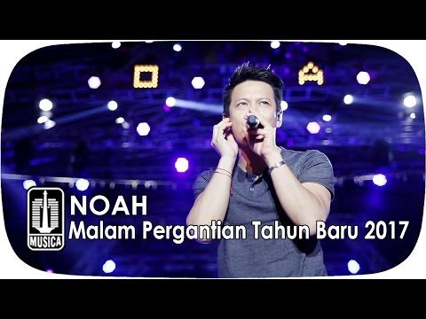 Cover Lagu Noah Di Malam Tahun Baru 2017