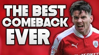 BARNSLEY FC - THE GREATEST COMEBACK STORY EVER! BARNSLEY FC 2015-16 BEST SEASON EVER!
