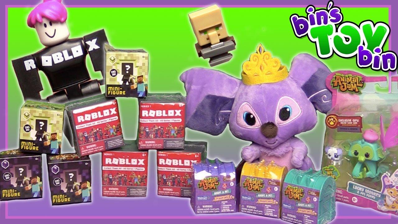 Animal Jam Is My Jam Minecraft Roblox Animal Jam Toys
