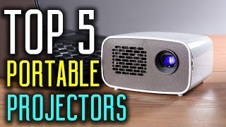 Best Portable Projectors 2018 - Best Mini Portable Projectors