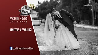 Dimitris & Vasiliki Wedding | Chalkida | Porikis Efstathios Wedding Movie
