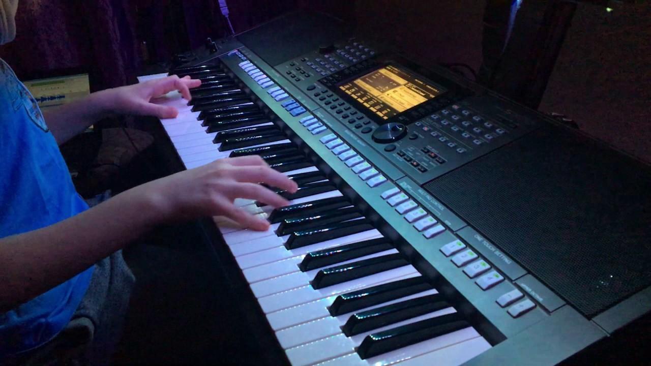 Marvelous Elton John   Song For Guy   Keyboard YAMAHA PSR S770