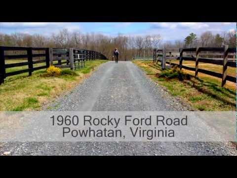 Horse Farm for Sale Powhatan VA