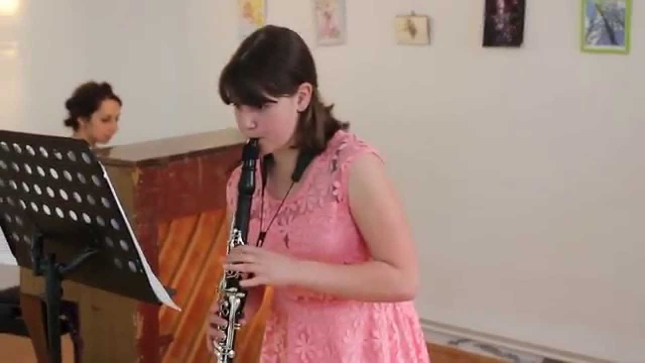 13 year old girl plays Firth of Fifth by Genesis - YouTube