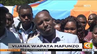 Mafunzo ya ajira kwa vijanakatika kaunti ya Kericho