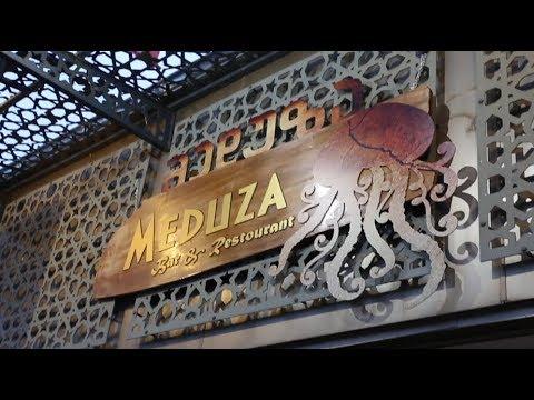 Project MEDUZA restaurant - Простые вкусные домашние видео рецепты блюд
