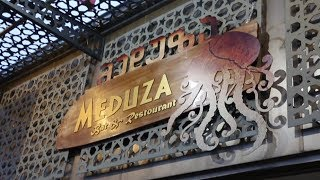 Project MEDUZA restaurant