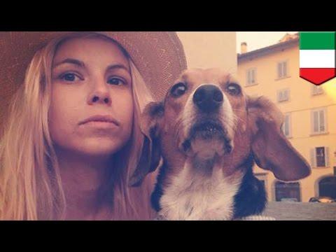 Artista norteamericana es encontrada muerta en su apartamento de Florencia