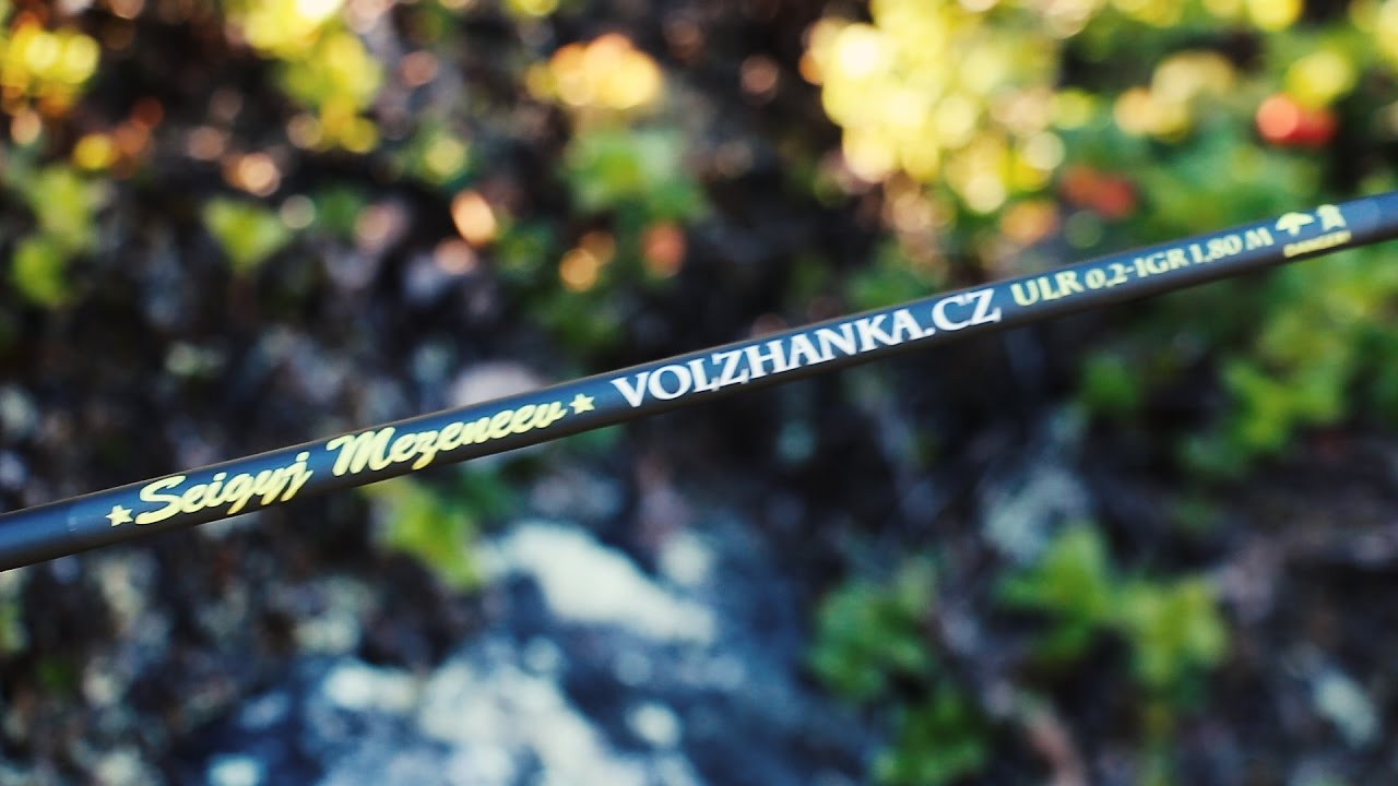Spinning Volzhanka: models, tests, reviews 36