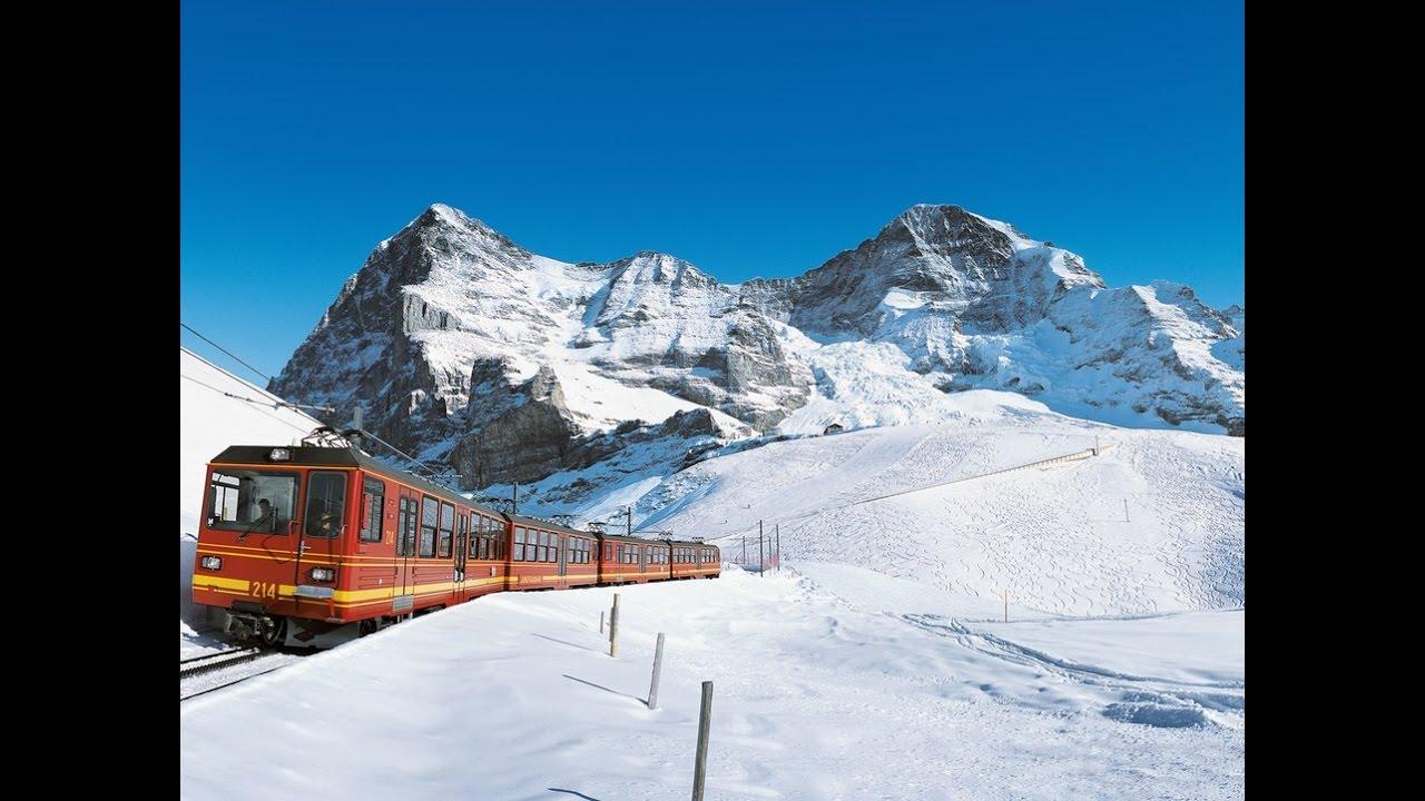 Jungfraujoch Tour From Zurich