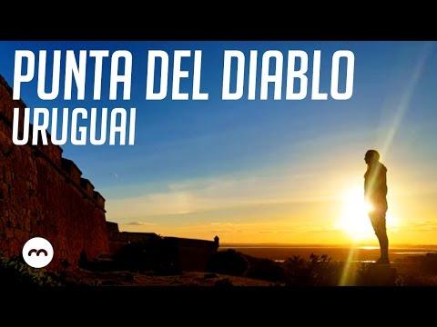 URUGUAI - Punta del Diablo e Castillos (Forte Santa Teresa) - Mochilando com Rodrigo