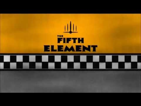 The Fifth Element - Mix [Complete Soundtrack] HD
