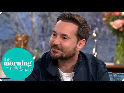 Martin Compston on the Return of Line of Duty | This Morning