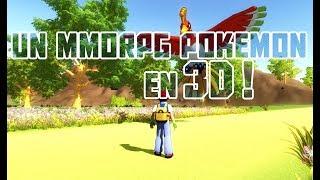 UN MMORPG POKEMON EN 3D ?! Gameplay - Test - Avis et présentation [ Français ]