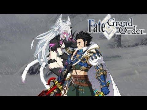 FGO Anastasia ~ Diarmuid VS Atalanta Alter - YouTube