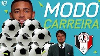 FIFA 16 - GOLEADA! - MODO CARREIRA - 18