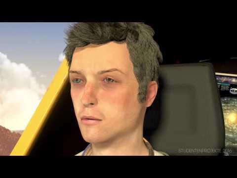 SAE Zürich - Game Art & 3D Animation - Studentenprojekte 2016