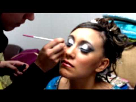 maquillage mariage oriental youtube - Coiffeur Maquilleur Mariage