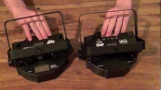 Tri LED VS RGB LED - ADJ Mega Par Profile VS Mega Tri Par Profile(, 2012-06-16T18:32:49.000Z)