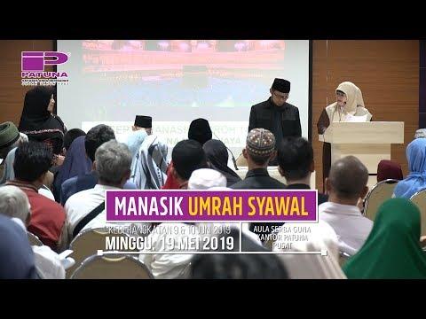 umroh bersama Patuna Travel tanggal 16-24 Maret 2019 Pada video part II disini, berisi kegiatan sela.