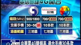台灣大哥大宣布 4G開台-民視新聞