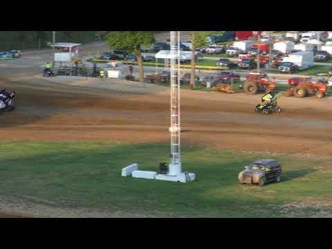 8 4 18 305 Racesaver Heat #2 Lincoln Park Speedway