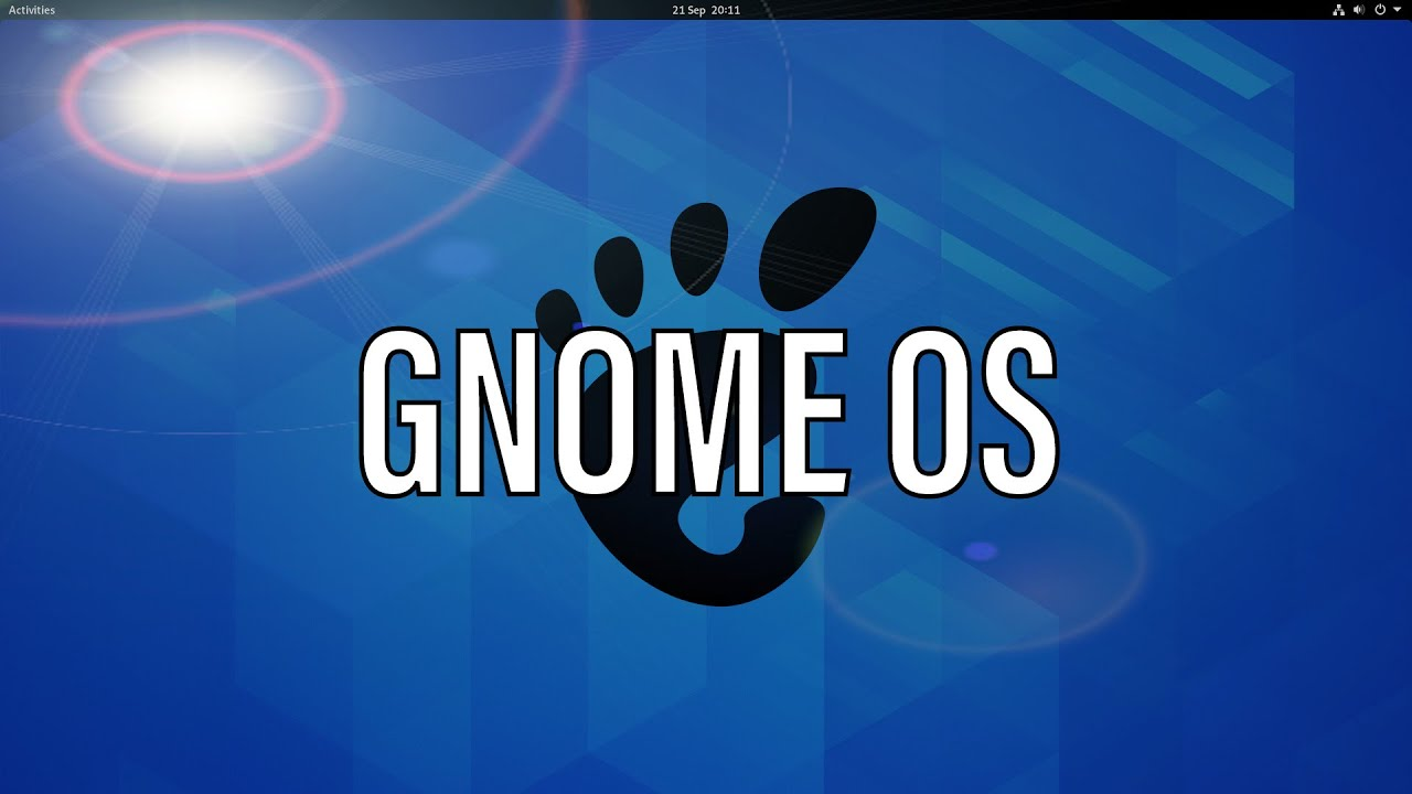 GNOME OS | First Look On Real Hardware