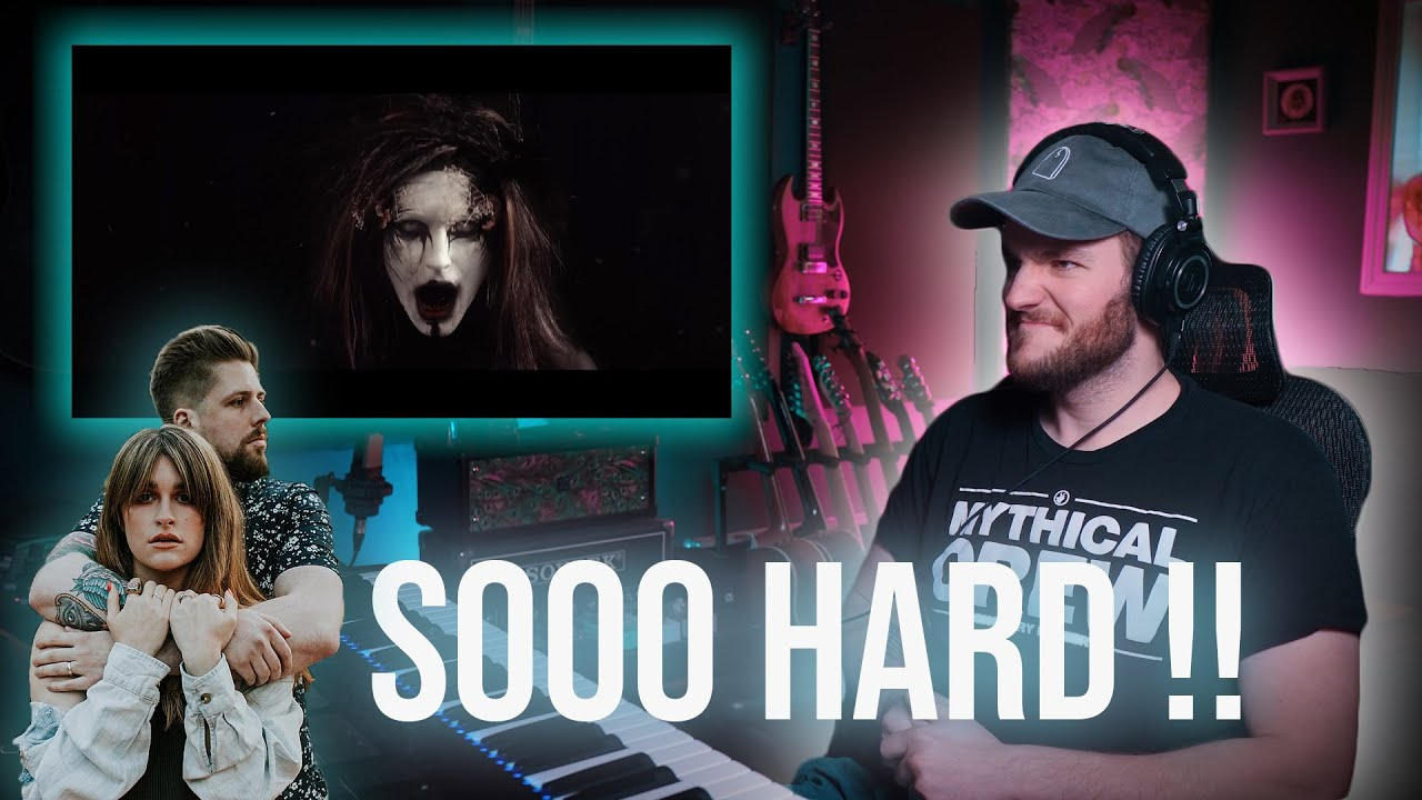 MUSICIAN REACTS TO Spiritbox Holy Roller (Official Music Video)