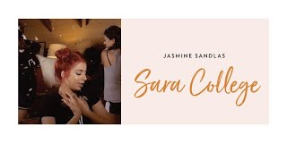 Jasmine sandlas | sara college | music video