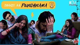Shaadi Ka Punchnama | Comedy Series | Madari Eentertainment | Rtm Films