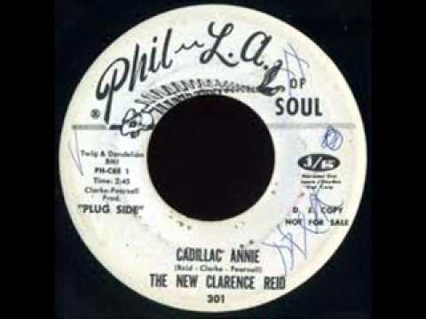 The New Clarence Reid Cadillac Annie
